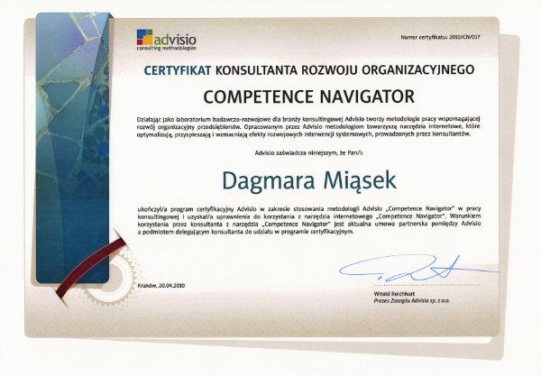 FCODC - Competence Navigator
